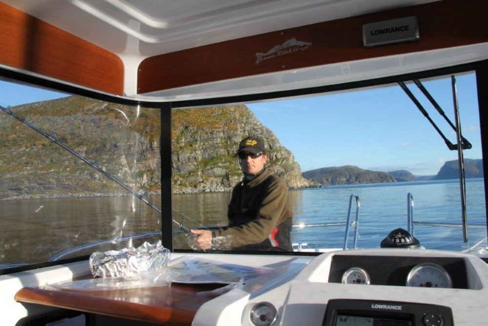 беспроводной эхолоты для рыбалки с лодки
